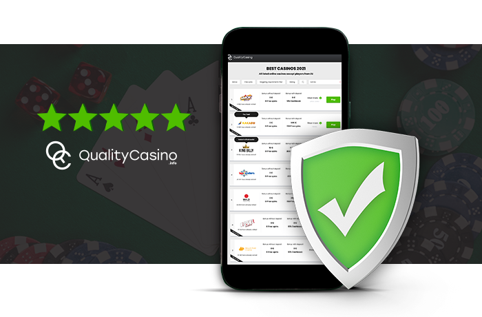 qualitycasino secure and safe